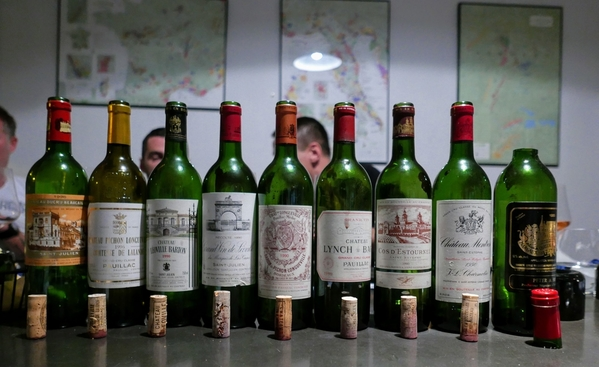 Super Vintages of Super Seconds - Bordeaux - winetalks.club