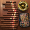 flys and cigars