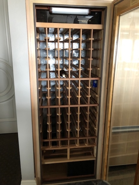 Wine Fridge 1